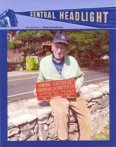 3rd Quarter 2011 Central Headlight in the mail