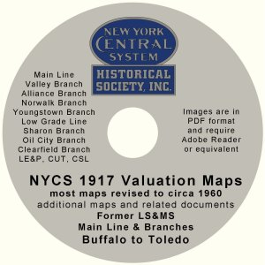 Disc 07 - Val Map - Main Line West