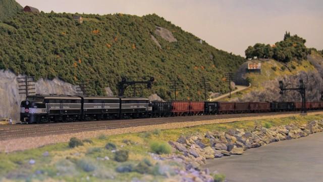 Coal Train West