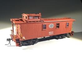 Finished Model 1