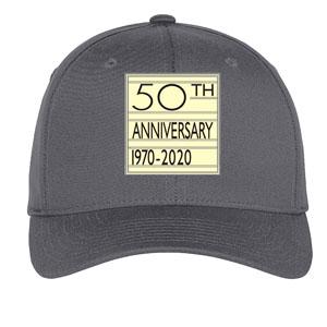 50thHatGray.1