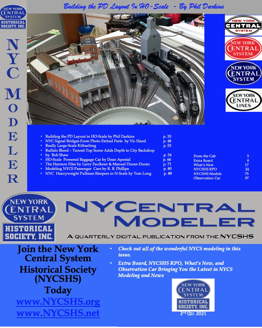 NYCentralModeler2ndQtr2021Cover